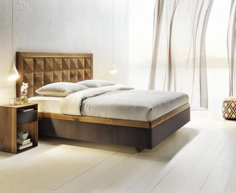 Anrei Massivholz Bett
